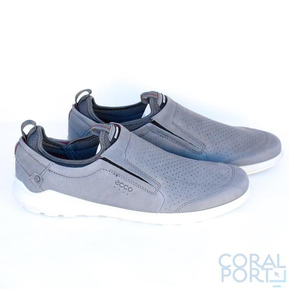 Ecco Shoes   Ecco Mens Transit Slip On